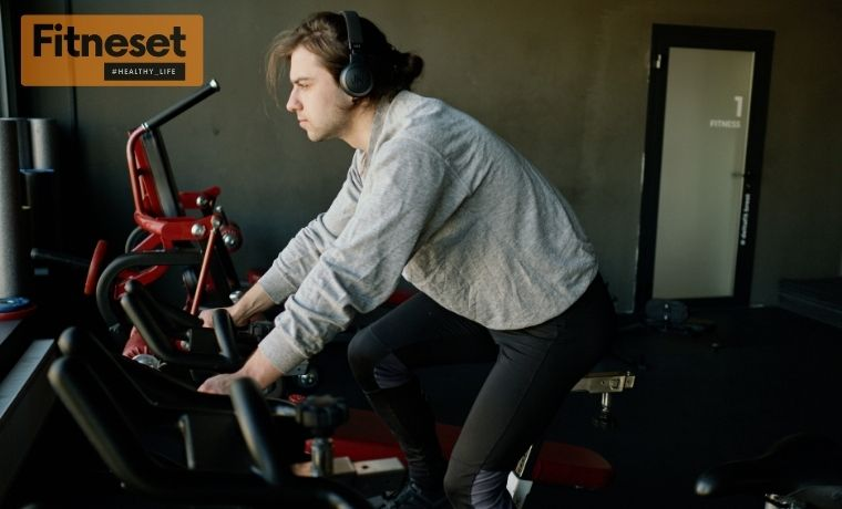 Where to place an exercise bike at home